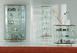 modern glass display cabinets 51 with modern glass display