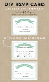 Wedding Invitations And Rsvp Cards 35 Best Diy Card Images On Pinterest Cards Card Ideas And Cards Diy