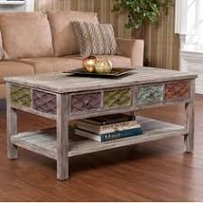 Upton Home Coffee Table Larkin Side Table