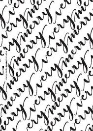 black and white christmas wrapping paper merry christmas wrapping paper wrapping papers gift wrapping