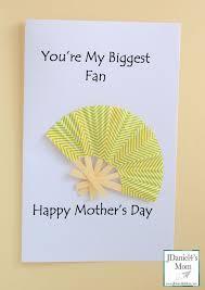 16 easy homemade mother u0027s day card ideas for kid u2013 diy decor craft