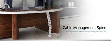 standing desk cable management desk with cable management cable management for desk desk design