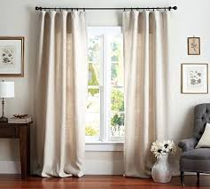 Linen Drapery Ikea Linen Curtains Personality Improvement Panel Blind And