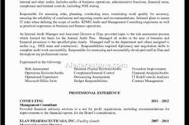 Internal Audit Job Description For Resume by Internal Resume Template Reentrycorps
