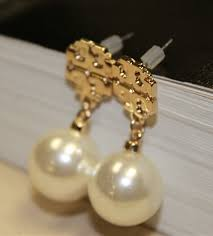 ch earrings to y for bur ch simulated pearl stud earring earrings accessories