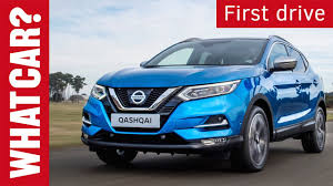 car nissan 2017 2017 nissan qashqai review what car first drive youtube