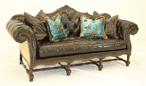 Old Style Sofa by Old Hickory Tannery