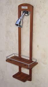 Bathroom Shower Stool Bathroom Teak Wood Shower Stool With Teak Shower Shelf