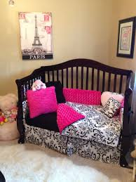 Paris Inspired Bedroom by 53 Best Pink And Black Paris Bedroom Ideas Images On Pinterest