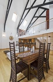 Modern Urban Green Loft Design Mosler Lofts Digsdigs by Bedroom Minimalist Loft Bedroom Furniture Design Cool Features