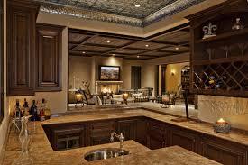 Crosley Furniture Bar Cabinet Creating Flexible Home Bar With Splendid Howard Miller Liquor