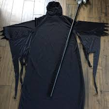 Grim Reaper Costume Find More Halloween Grim Reaper Costume Size 9 10 For Sale At Up