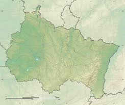 Champagne France Map by File Alsace Champagne Ardenne Lorraine Region Relief Location Map