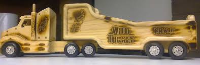 wooden kenworth truck wooden trucks for toys or gifts