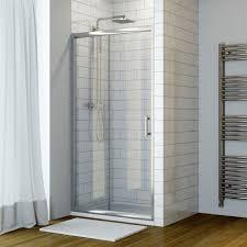 Shower Door 1100mm Sliding Shower Door 1100mm X 800mm Tray