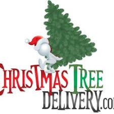 christmas tree delivery christmas tree delivery inc christmas trees 6263 n mccormick