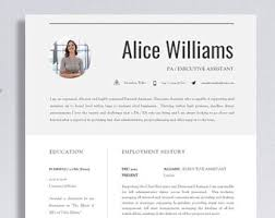 resume template for word printable cv for word high impact
