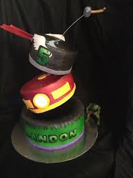 hulk smash cake i made for a friend imgur