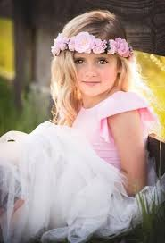flower girl headbands headbands and flower crowns maidenlaneboutique