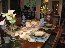 Dining Table Settings Pictures Astonishing Setting A Dining Room Table Contemporary Best Ideas
