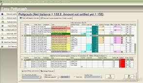 Expense Reporting Tool by Download Free Easy Pettycash Easy Pettycash 3 01 Download