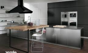 cuisine en bois gris cuisine bois metal tabouret bois metal tabouret cuisine bois et