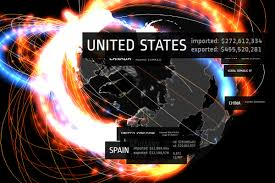 Map Of Universe Google Helps Visualize The Global Arms Trade In An Interactive Map