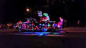 festival of lights parade auburn ca 12 5 2015