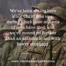 great blackadder quotes from blackadder goes forth