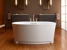 Freestanding Bathtub Canada Kohler Canada Underscore Freestanding Bath Bathroom Bathroom