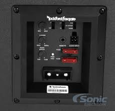 rockford fosgate p300 12 single 12