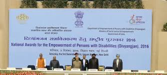 National Awards   Department of Empowerment of Persons with