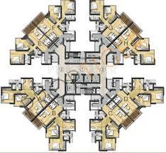 cluster house plans cluster planning housing house design plans