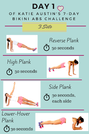 Challenge Site The 7 Day Abs Challenge Get Fit With Abs