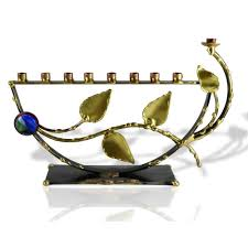 gary rosenthal menorah limited edition exclusive gary rosenthal vines menorah