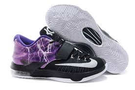 new nike zoom kd 7 vii mens shoes 2015 new releases white black