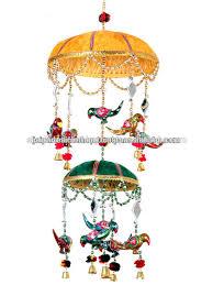 Rajasthani Birds Design Home Decor Door Hangings Buy Handmade - Indian wall hanging designs