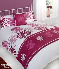 Duvet Cover Double Bed Size Duvet Cover With Pillow Case Quilt Bedding Set Bed In A Bag Double