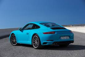 blue porsche 2017 2017 porsche 911 carrera s news reviews msrp ratings with