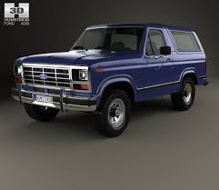 ford bronco ford bronco 3d models download hum3d