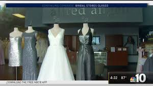 the bridal shop popular bridal shop suddenly shuts its doors nbc 10 philadelphia
