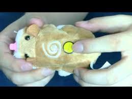 zhu zhu pets hamster pip toy