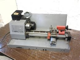 downsizing a broken emco compact 5 pc lathe to manual operation