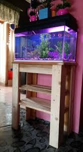 Beautiful Home Fish Tanks by Best 25 Tank Stand Ideas On Pinterest Grey Wash Fish Tank