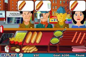 jeux de cuisine burger restaurant bush jeux en ligne gratuits sur jeu fr