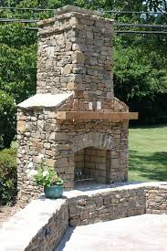 outdoor fireplace ideas pictures brick designs photos design