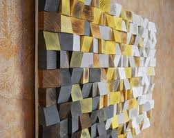 merry reclaimed wood wall artis artist ark diy etsy large and