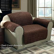 Pet Chair Covers Loveseat Recliner Pet Cover Deluxe Sure Fit 24287 Interior Decor