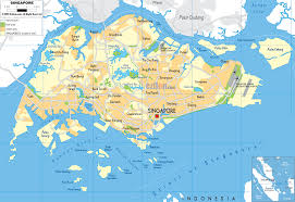 Southeast Asia Political Map by Singapore Map Of Singapore And Singapore Details Maps Stopped