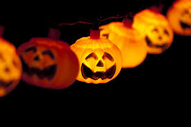 pumpkin lights 3 scary spooky and simple ideas for outdoor lighting